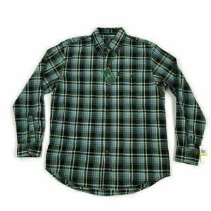 GH Bass Mens Long Sleeve Button Shirt Casual